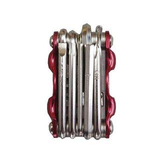 Kit Ferramentas Canivete Bike Rava / Tsw 12 Funções