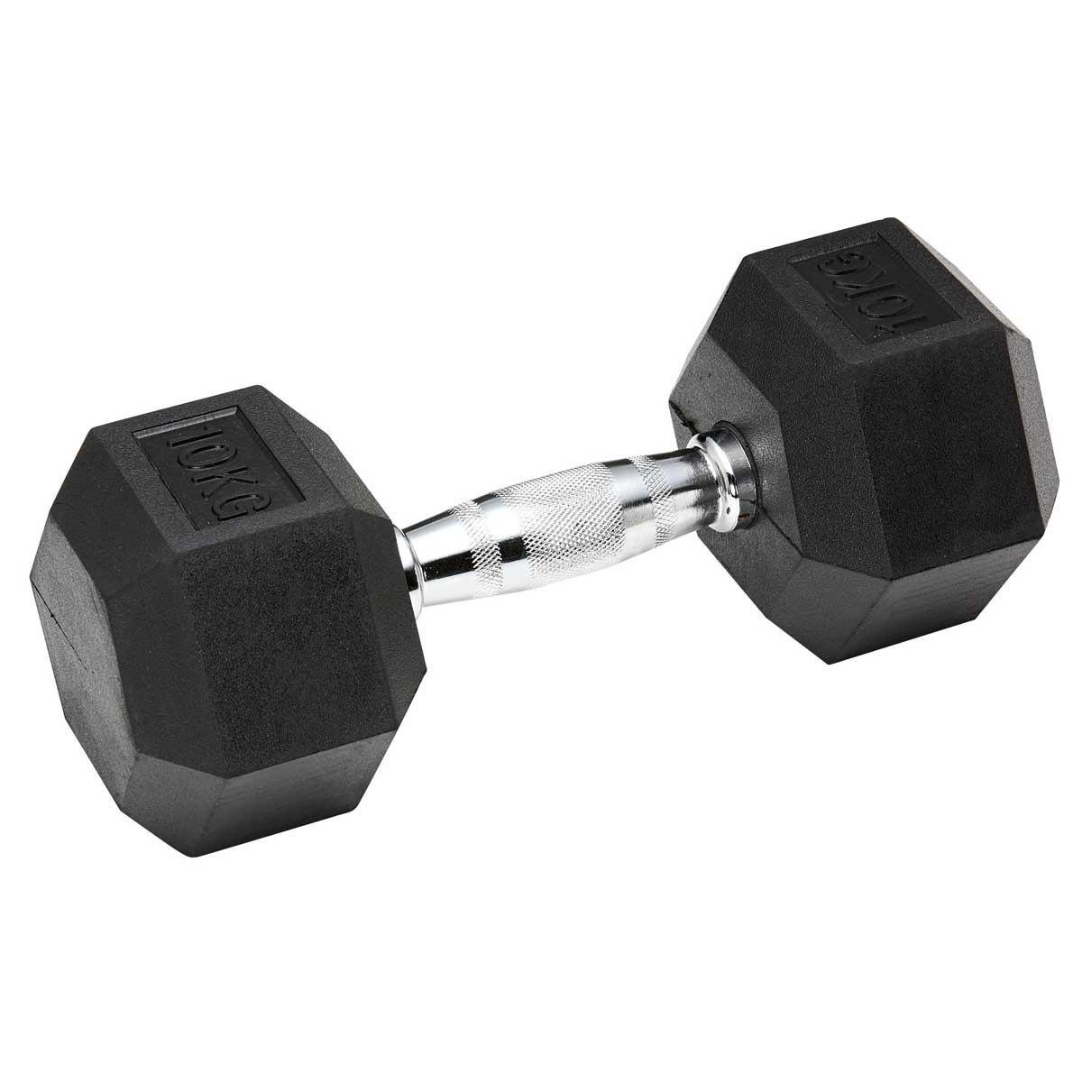 88670743a4 Kit Halteres 10 Pares de 1kg a 10kg Dumbbells - Ahead Sports - DBS ...