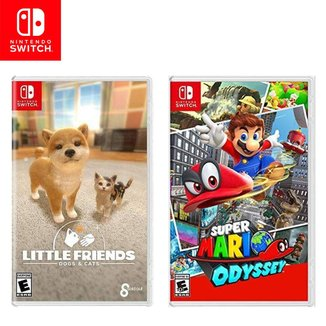 Kit Jogos Switch Litlle