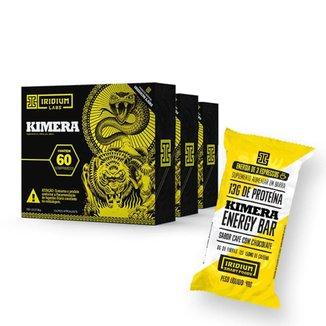 Kit Kimera Termogênico 60 tabs + Kimera Bar