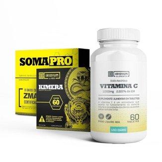 Kit Kimera Thermo + Soma Pro 60 + Vitamina C