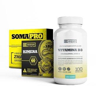 Kit Kimera Thermo + Soma Pro 60 + Vitamina D