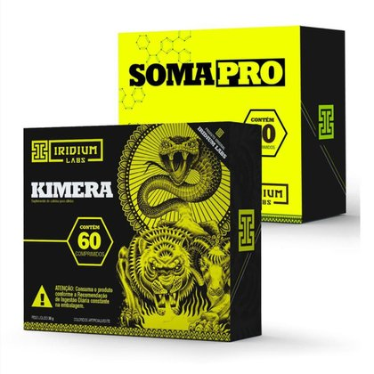 Kit Kimera Thermo + Soma Pro 60