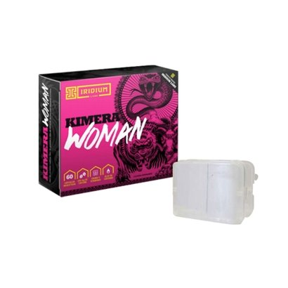 Kit Kimera Woman + Porta Cápsula