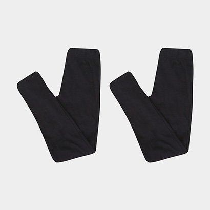 Kit Legging Abrange Feminina c/ 2 Peças