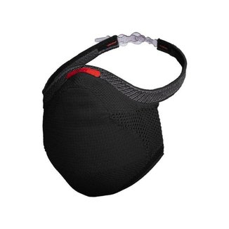 Kit Máscara Fiber Knit Sport + 30 Filtros De Proteção + Suporte Unissex - 0998