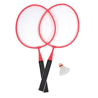 Kit Mini Raquetes Badminton  Winmax  Tempo Livre  WMY02021  Rosa