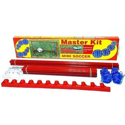 Kit Mini Soccer Portátil - Unissex