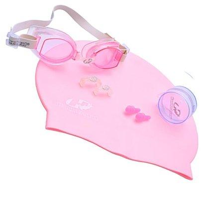 Kit Natação Óculos Touca Protetor De Ouvido Hammerhead