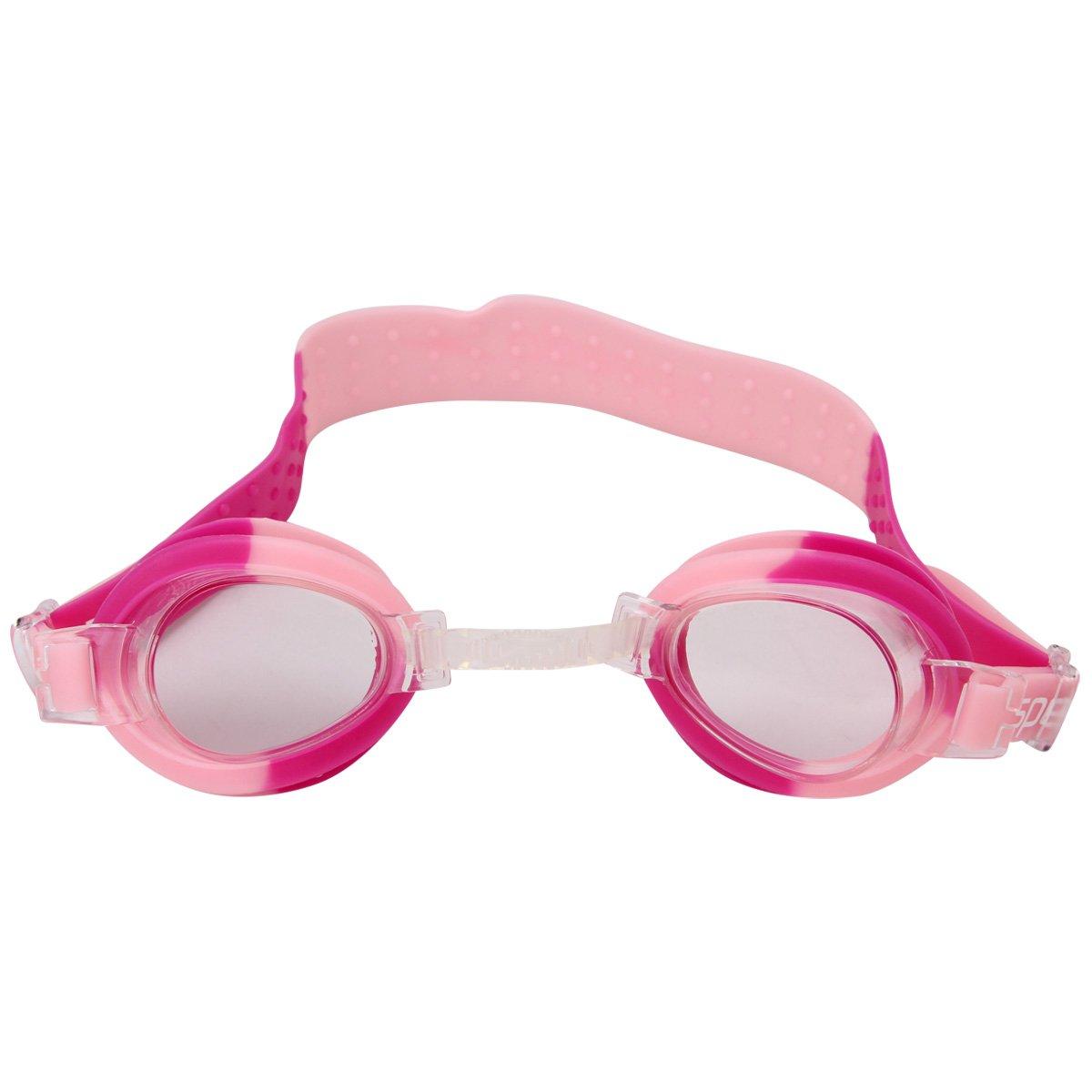 cd8f9466d3 Kit Óculos + Touca Fish Combo - Speedo - Rosa e Vermelho - Compre ...