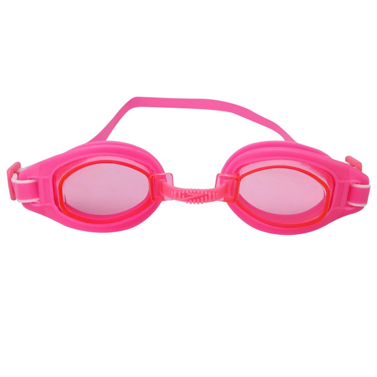 Kit Óculos + Touca Speedo + Protetor de Ouvido Swim Kit 3.0 - Rosa ... 8f07a65085e