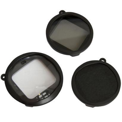 Kit Polar Pro P1015 com Lentes para GoPro Hero3+ - Unissex