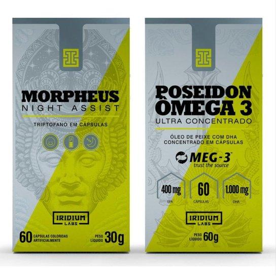 Kit Poseidon + Morpheus -