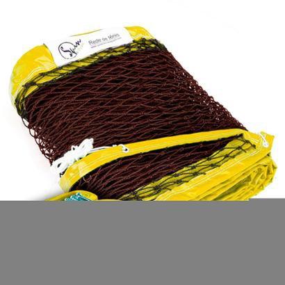 Kit Rede de Beach Tennis Spin Recreação + Fio 2.2 com Marcação da Quadra - Unissex