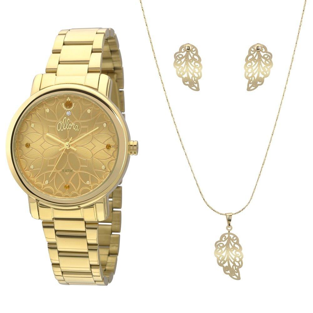 7585657615776 Kit Relógio Allora Segredos do Oriente - Compre Agora
