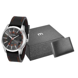 Kit Relógio Masculino Mondaine 99046G0MVNI1K2