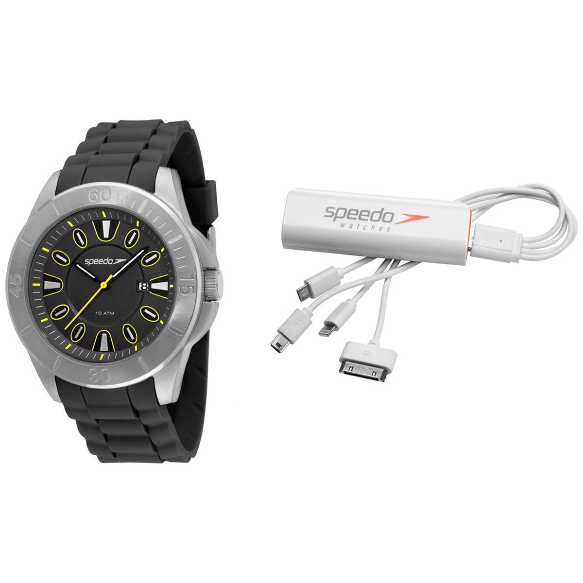8ef0b21c543 Kit Relógio Speedo Analógico 60045G0EBNU1K - Compre Agora