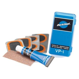 Kit Remendo Bike Park Tool VP-1 Reparo Pneu Com Câmara