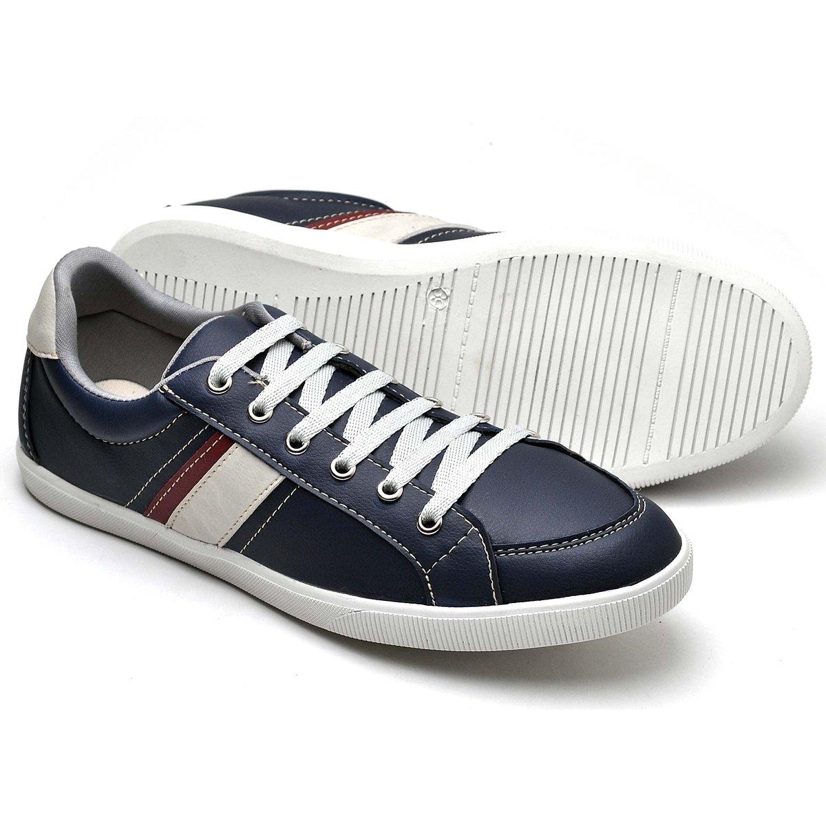 Sapatênis Vermelho Top Kit Franca Kit e Branco Sapatênis Shoes q7Uw6xRzp