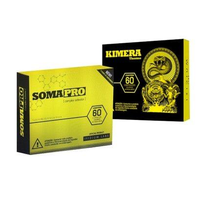 Kit Somapro 60 Comp. + Kimera 60 Comp