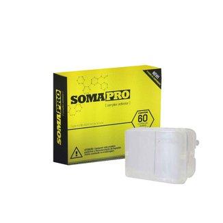 Kit Somapro  60 Comp. + Porta Cápsula