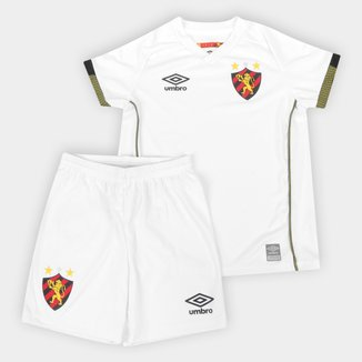 Kit Sport Recife Infantil II 21/22 s/n° Torcedor Umbro