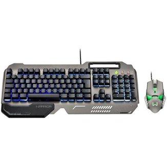 Kit Teclado e Mouse Gamer