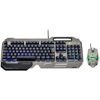 Kit Teclado e Mouse Gamer