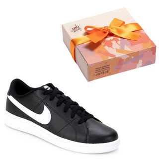 Kit Tênis Nike Court Royale 2 Masculino + Caixa de Bombom c/ 9 unidades