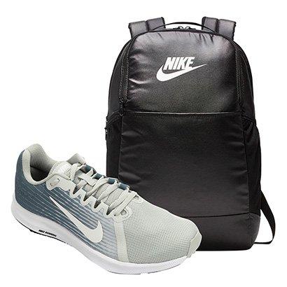 Kit Tenis Nike Downshifter 8 Feminino + Mochila Nike