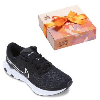 Kit Tênis Nike Renew Ride 2 Feminino + Caixa de Bombom c/ 9 unidades