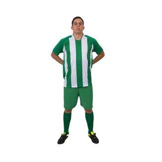 Kit Uniforme Play Fair Completo Milan 12 Linha 1 Goleiro