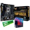Kit Upgrade Intel® Core™ i7 9700KF + TUF B360M-PLUS GAMING/BR + Memória 8GB DDR4