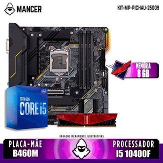 Kit Upgrade, Intel I5-10400F, B460M, 8GB DDR4