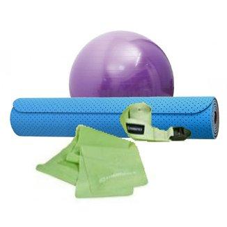 Kit WCT Fitness Treino Yoga 5001