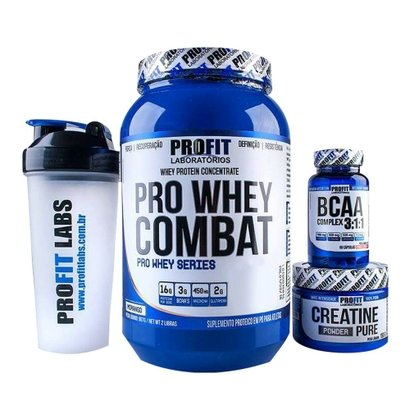 Kit Whey Combat – ProFit
