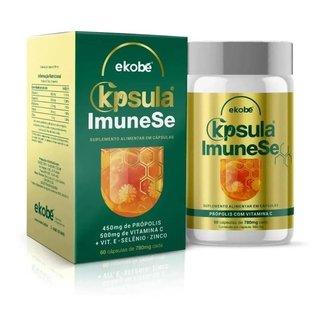 Kpsula Imunese Vit C + Vit E + D3 + Zinco + Selênio Ekobé