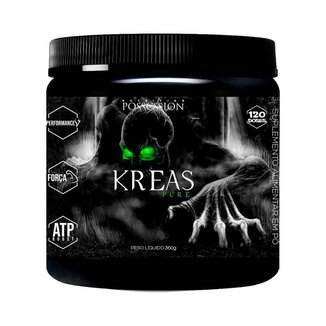 Kreas Pure Creatina Micronizada Monohidratada 360g - Possession Nutrition