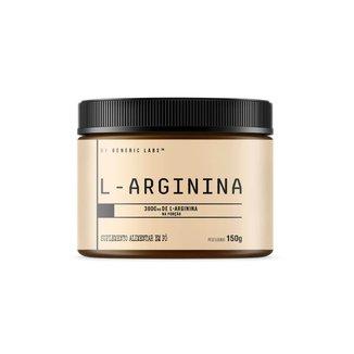 L-Arginina (150g) - Generic Labs