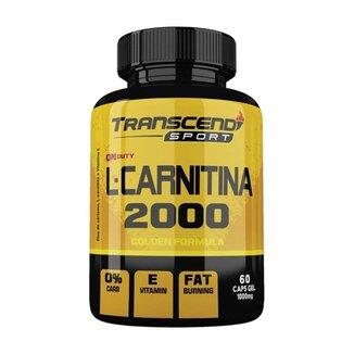 L-Carnitina 2000 - 60 Cápsulas - Katigua Sport