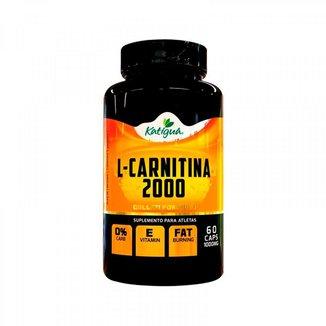 L-Carnitina 2000 Katiguá 60 Cápsulas