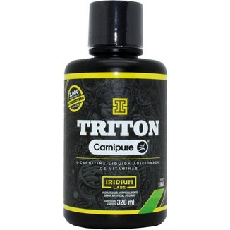 L-Carnitina Triton Iridium 320ml