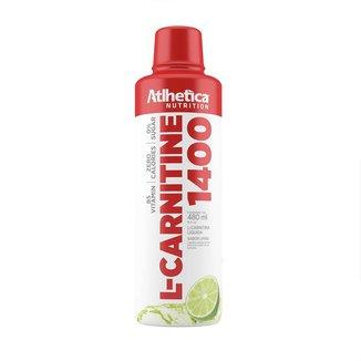 L Carnitine 1400 480 Ml Atlhetica Nutrition