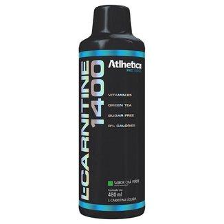 L-Carnitine 1400 480ml - Atlhetica Nutrition
