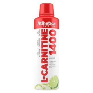 L-Carnitine 1400 480ml Atlhetica Nutrition