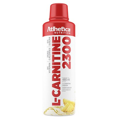 L-Carnitine 2300 480 ml - Atlhetica Nutrition
