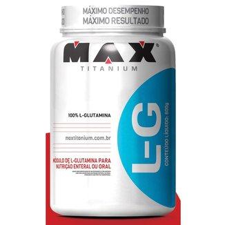 L-G 600 g - Max Titanium
