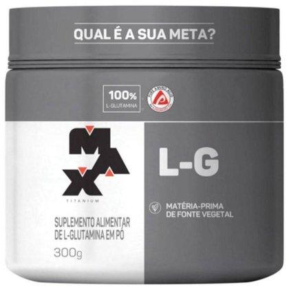 L-G Glutamina Max Titanium 300g