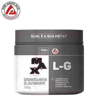 L- Glutamina 150 g - Max Titanium