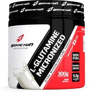 L-Glutamine 300 g - Body Action
